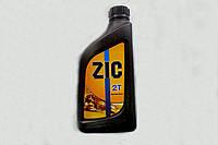 Масло моторное ZIC 10W40 MAHA 2T полусинтетика 1л