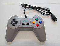 Джойстик для игровой приставки Dendy  8-bit с узким (9  pin) разъемом