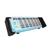 Центр коммутации KL06 230V для системы отопления водяными теплыми полами
