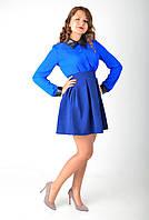 Женская юбка в широкую складку, фото 1