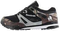 Мужские кроссовки Reebok Ventilator (рибок) камуфляжные