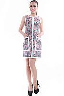 Платье персик SO-13047-PCM, фото 1