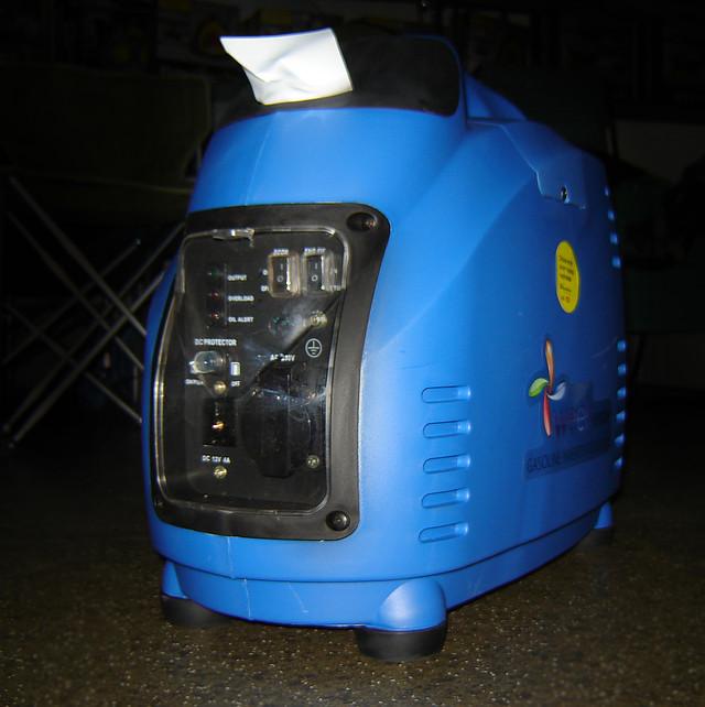 Инверторный генератор Weekender 1500i фото 4