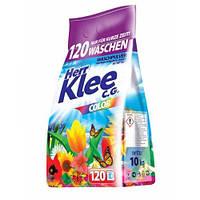 Бесфосфатный стиральный порошок Klee Color 10кг. Германия