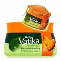 Крем для волос Dabur Vatika Extreme Moisturizing (интенсивное увлажнение), 140 мл.