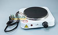 Электроплита настольная дисковая 1 кВт (плита электрическая переносная) 1-конфор. Stenson (ME-0011S)