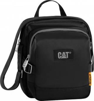 Компактная сумка через плечо  6 л. CAT The Giants 83331;01 Черный