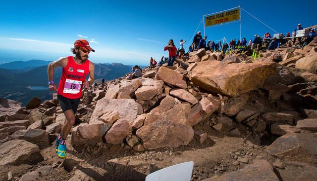 ПАЙКС ПИК: бег на высоте в горах США