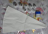 Кондитерский мешок для крема многоразовый с насадками