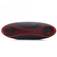 Портативная bluetooth MP3 колонка NK-BT73 Black , мини колонка