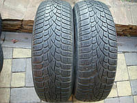 Резина зимняя б/у R15 185/65 Dunlop SP Winter Sport 3D, пара 2шт.