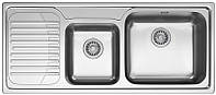 Кухонная мойка Franke GAX 621 (левое крыло) (полированная)