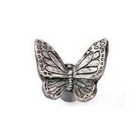 """Стилизованная мебельная ручка NL-PA-06100 """"Бабочка"""""""