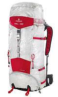 Суперлегкий объемный рюкзак для альпинизма Ferrino Radical 80+10 White 922859 белый
