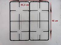 Решетка газовой поверхности плиты Грета размером 455х460 мм