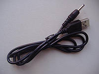 USB кабель для зарядки планшета (штекер 3.5 mm)