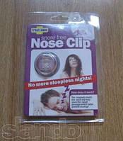 Устройство от храпа nose clip-мягкая силиконовая клипса(код:1213)