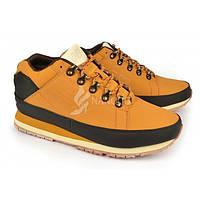 Ботинки мужские кожа New Balance 754 Yellow, Хаки, 46