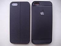 Силиконовый чехол бампер Apple iPhone 5/5S