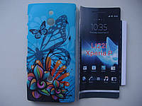 Чехол бампер для Sony Xperia P Lt22i