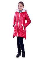 Детская/подростковая демисезонная куртка  для девочки, р. 128-158