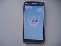 Чехол накладка бампер для LENOVO A5000