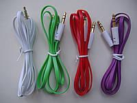 Аудио кабель 3.5mm 3.5мм (длина около 100 см.)