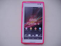 Чехол накладка для Sony Ericsson Xperia C S39h