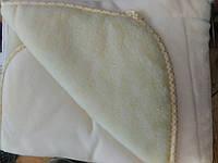 Плед-одеяло детский меховой утепленный в кроватку