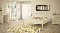 Спальня «ЛК-101 Валери» Белая 140*200 Скіф