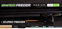Фидерное удилище ZEMEX Hi Pro Feeder 3,9м до 150 гр - Южная Корея
