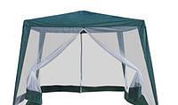 Садовый шатер с москитной сеткой и молниями S3301-2.4 (3x3 м)