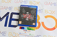 SHINOBIDO 2 ENG PS Vita  Оригинал Игра