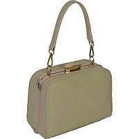 Женская сумка из кожзаменителя