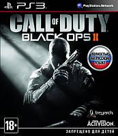 Call of Duty Black Ops 2 (русская версия) (PS3) БУ
