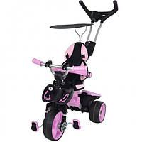 Детский трехколесный велосипед с родительской ручкой INJUSA 3262-003