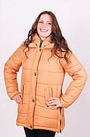 Женская зимняя куртка-парка