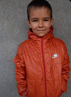 Детская куртка Nike от 1 года-7лет (осень/весна)