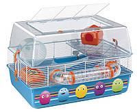 Ferplast DUNA FUN DECOR Клетка для хомяков, с декоративным рисунком
