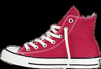 Кеды мужские Converse All Star High Top красные  оригинал