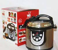 Мультиварка-скороварка Wellberg WB-106 6л