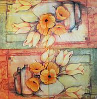 Салфетки декупажные Натюрморт с цветами 6029