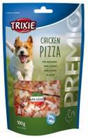 """""""Пицца с курицей"""" - порционное лакомство для собак"""