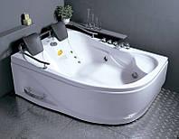 Ванна гидромассажная двухместная Appollo AT-929*(180x124x66cм) левая с аэромассажем