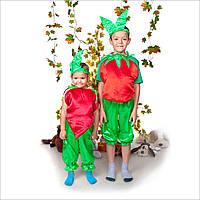 Карнавальный костюм детский Помидор