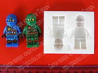 Силиконовый молд Человечки Лего Ниндзяго