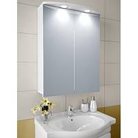 Зеркальный шкафчик Модель А 68-N 800х600х145мм