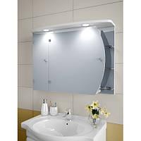 Зеркальный шкафчик Модель A 88-NZ 600х800х125мм