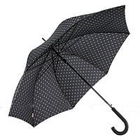 Зонт мужской трость полуавтомат Doppler 77267P-2 Чёрный