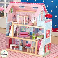Кукольный домик Открытый коттедж Kidkraft 65054